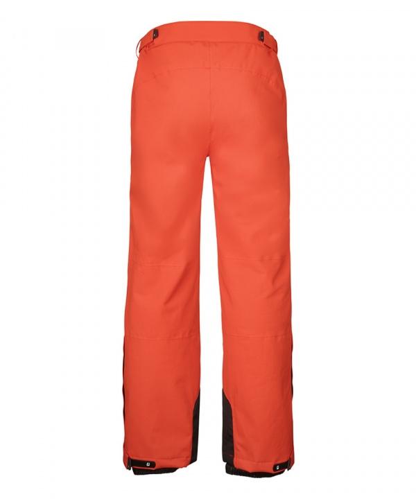 Killtec Herren Enosh Skihose mit abnehmbaren Trägern 30920 orange