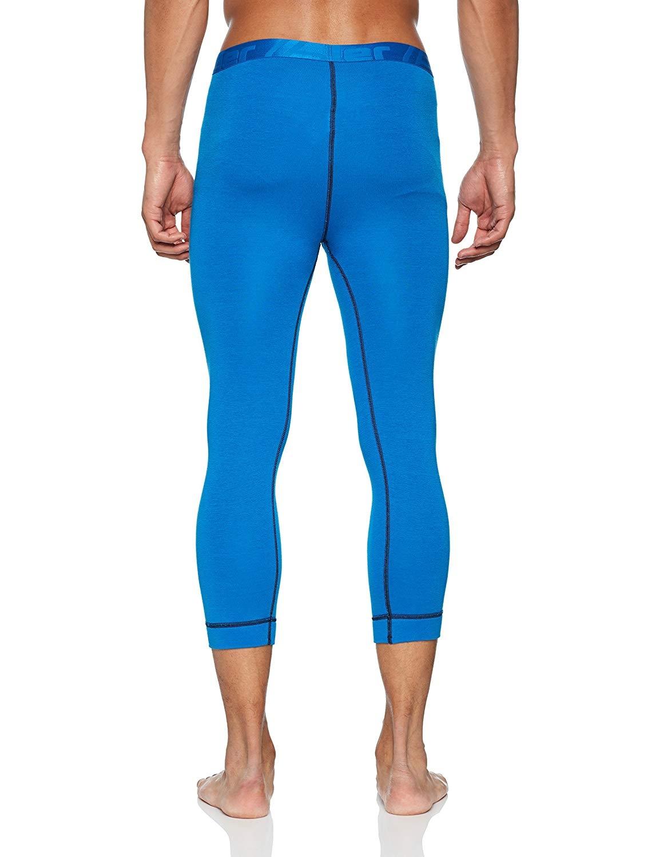 Löffler Hr. Unterhose 3/4 transtex® Warm 10736 blau