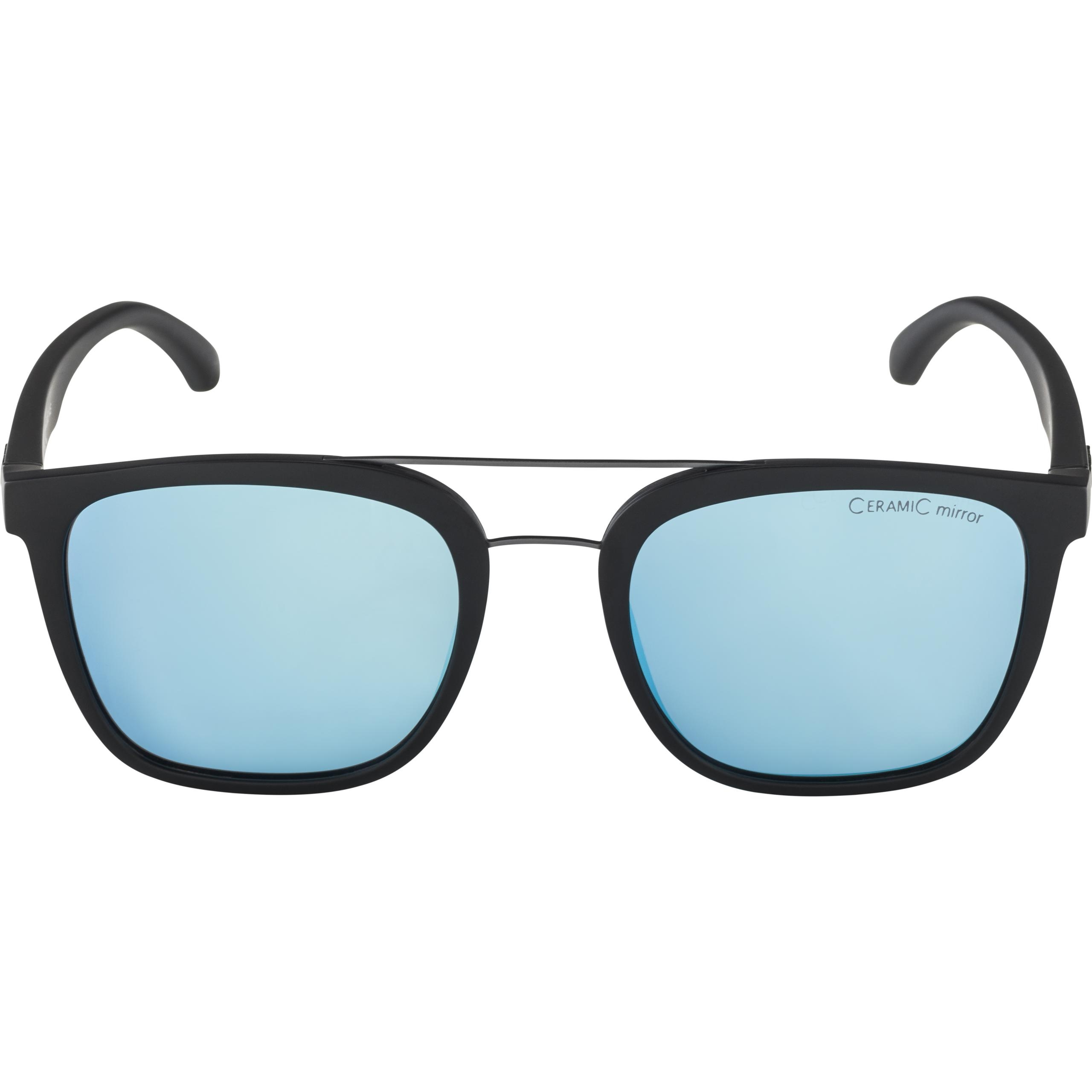 Alpina Sportbrille CARUMA I black matt blue