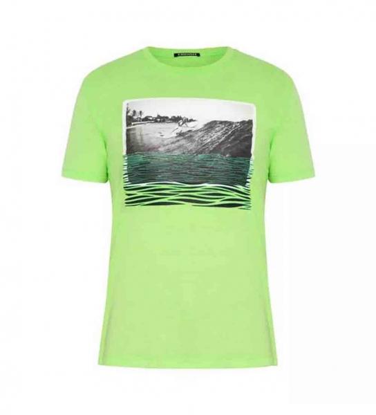 Chiemsee Herren T-Shirt Lot Print 21211202