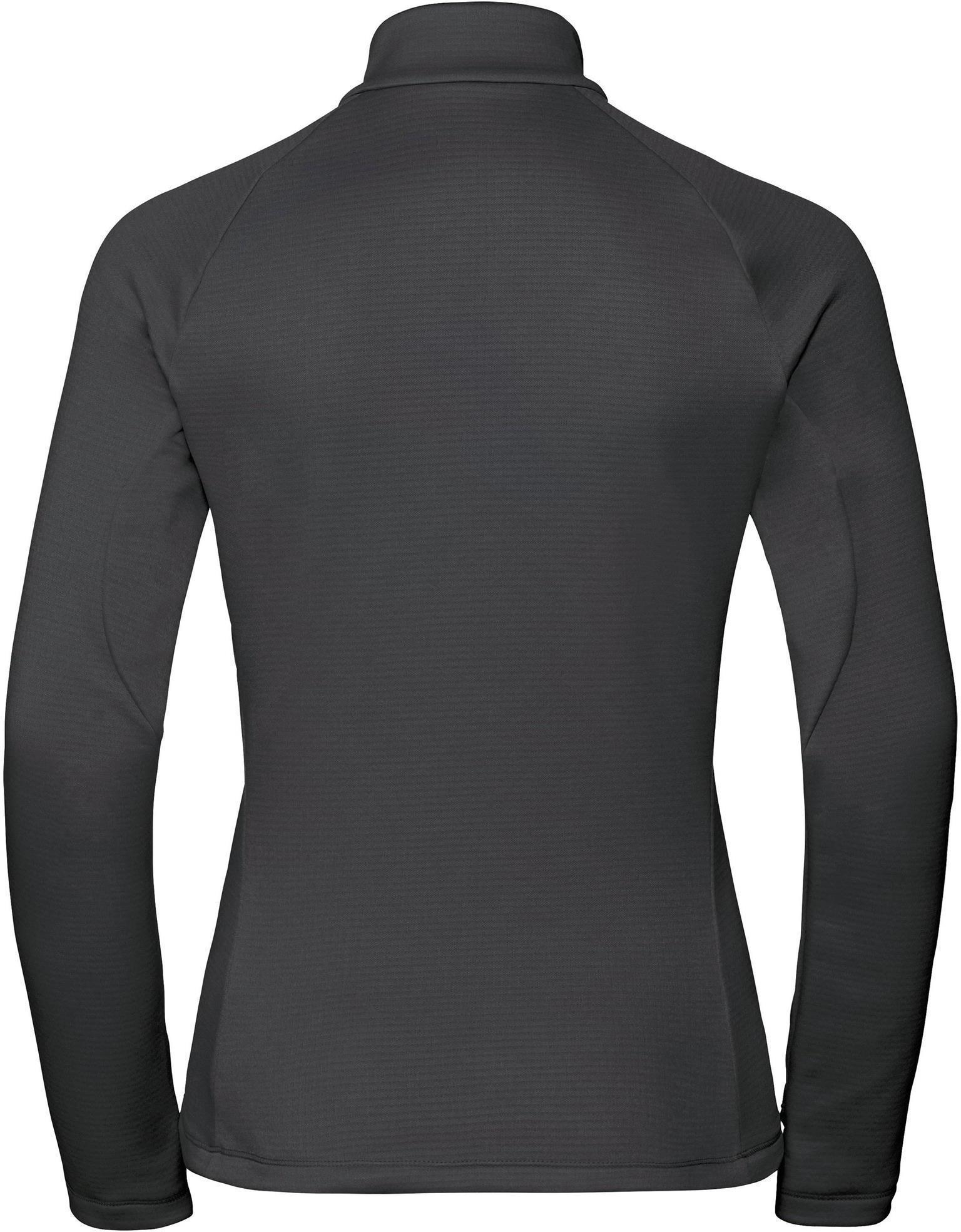 Odlo Hr. Proita Midlayer Powerstretch Jacke 593092 anthrazit